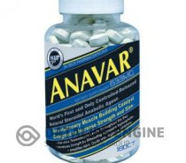 ANAVAR - OXANDROLONE - OXYDE NITRIQUE 180 caps