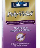 ENFAMIL - POLY-VI-SOL - MULTIVITAMINES POUR ENFANTS