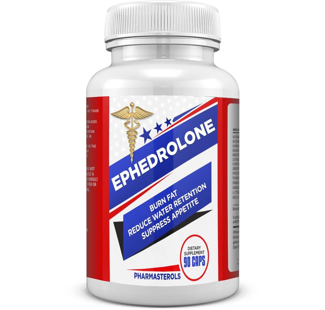 EPHEDROLONE 90 CAPS