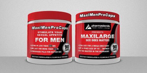 PACK MAXILARGE 2 PRODUITS 180 CAPS